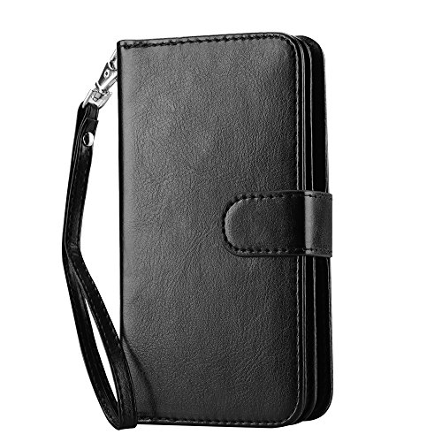 Samsung S8 Plus Case, Joopapa Galaxy S8 Plus Wallet case, Pu Leather Magnet Stand Wallet Credit Card Holder Flip Case Cover Built-in 9 Card Slots Case For Samsung Galaxy S8 Plus