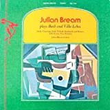 Julian Bream plays Bach and Villa-Lobos, Bach: Chaconne, Little Prelude, Sarabande and Bouree / Villa-Lobos: Five Preludes, Julian Bream, Guitar