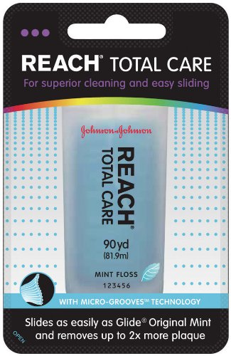 Reach Total Care Floss, 90 Yard