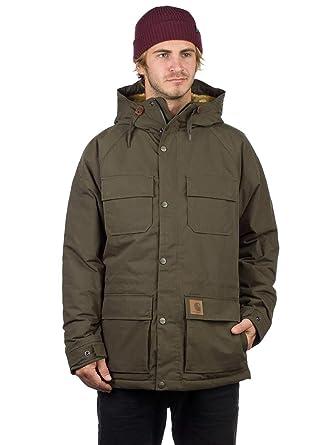 moderno y elegante en moda muy genial 100% de alta calidad Carhartt Mentley Jacket Chaqueta para Hombre
