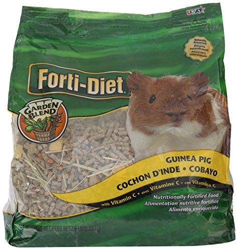 - Kaytee Forti Garden Guinea Pig Food, 5 Lb