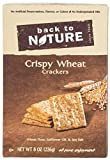 Back to Nature Crackers - Crispy Wheat - 8 oz - 3 pk
