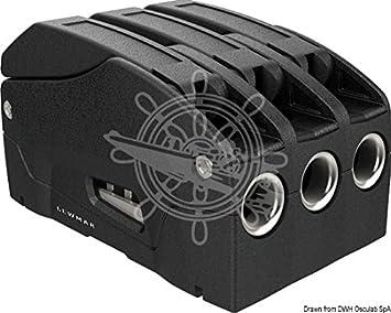 Sports nautiques 10mm Lewmar Stopper D1Triple pour cime 8 Bateaux et navigation
