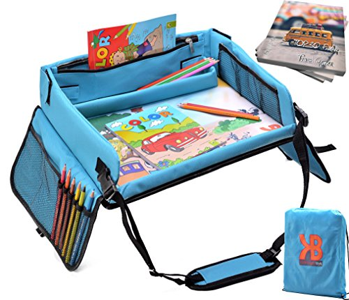 Attachable Snack Tray For Stroller - 5