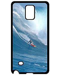 3059394ZF930241229NOTE4 Samsung Galaxy Note 4 Case, Slim Fit Clear Back Samsung Galaxy Note 4 Case, Surfing Theme Phone Accessories