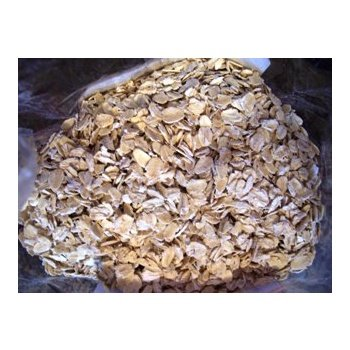 Rolled Oats by GERBS - Gluten - Peanut - Tree Nut - Soy - Egg - Dairy - Sesame - Mustard - Fish - Crustacean FREE. NON-GMO & Organically Grown.