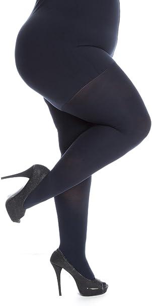 All Woman Plus Size Tights 20 Denier SINGLE PAIR