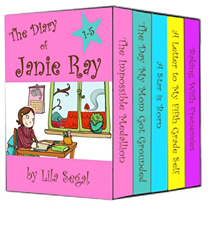 The Diary of Janie Ray - Books 1-5! (Lila Ray)