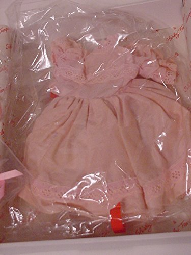 THE SHIRLEY TEMPLE DRESS UP DOLL BRIGHT EYES OUTFIT BY DANBURY MINT by Danbury Mint