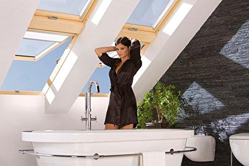 FAKRO Dachfenster Klapp-Schwingfenster Kunstofffenster PPP-V U5 66 x 140