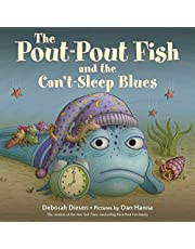 The Pout-Pout Fish and the Can't-Sleep Blues (A Pout-Pout Fish Adventure)
