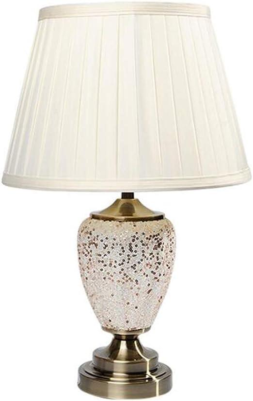 FCX-LIGHT Elegante Lampara Sobremesa LáMpara De Mesa Moderna ...
