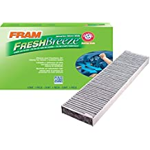FRAM FCF10141 Fresh Breeze Cabin Air Filter with Arm & Hammer