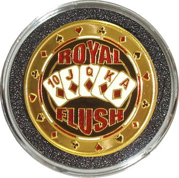 Royal Flush Poker Cards - 1