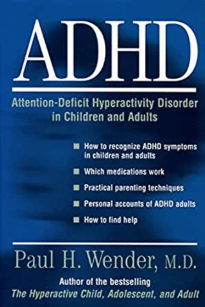 adults with attention deficit