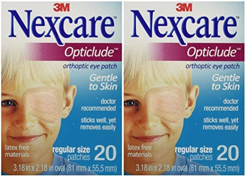 Nexcare Opticlude Eye Patch - 7