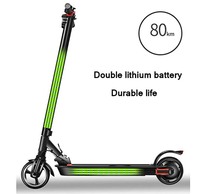 E Scooter Patinete Electrico Adulto 500W Electrico Plegable ...