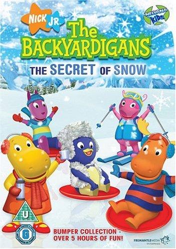 The Backyardigans Vol 3 - The Secret Of Snow [DVD]: Amazon