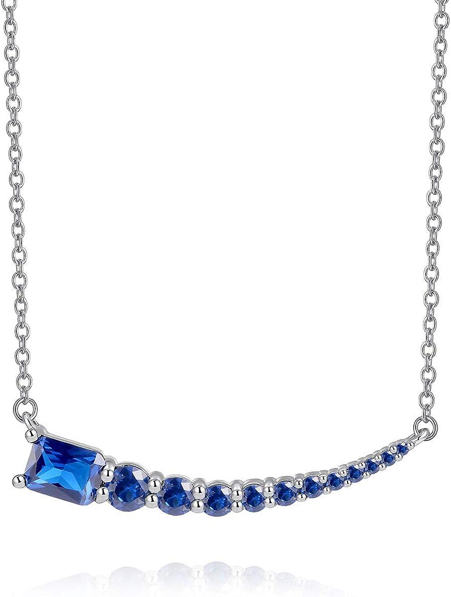 Minimal Necklace Bar Necklace Gold Bar Necklace CZ Bar Necklace Gift for Her Layering Necklace Gold Bar Necklace with Diamond