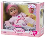 ": Corolle Mon Premier Calin Cheerful Pink - 12"" Doll"