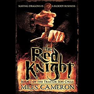 The Red Knight Audiobook