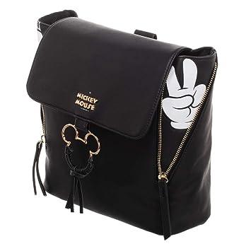 Amazon.com   Disney Mickey Mouse Leather Mini Backpack Purse   Backpacks f4190a7d7a