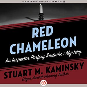 Red Chameleon Audiobook