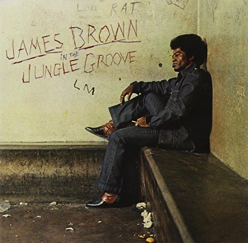 CD : James Brown - In the Jungle Groove (Bonus Track)