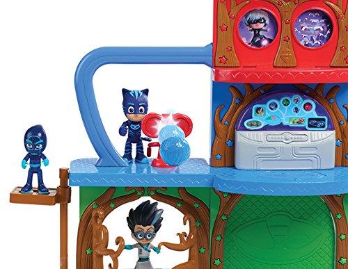 Pyjamasques PJ Masks - PJM06 - Cuartel General: Amazon.es: Juguetes y juegos