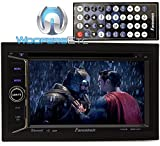 TI-623B - Farenheit In-Dash 2-DIN 6.2'' LCD Touchscreen DVD Receiver with Bluetooth