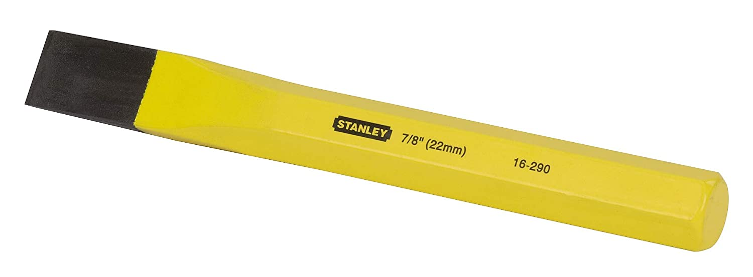 Stanley 16-290 Cold Chisel, 7/8 Inch