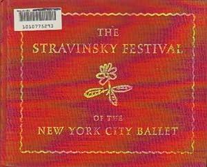 Stravinsky Festival of the New York City Ballet Nancy Goldner