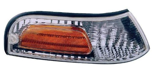 Depo 331-1557R-US Ford Crown Victoria Passenger Side Replacement Parking/Side Marker Lamp - Passenger Marker Side Side