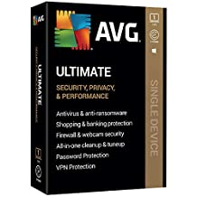 AVG Technologies AVG Ultimate 2020, 1 PC 2 Year 2020