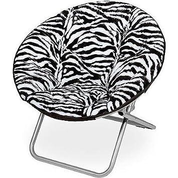 Amazon.com: Mainstays tazón silla de piel sintética, diseño ...