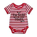 PLOT Unisex Baby Romper Jumpsuit Clothes Bodysuit Summer Clothing Outfit Apparel