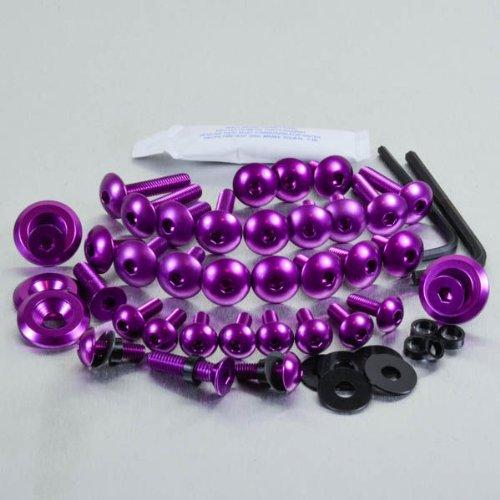 Aluminium Fairing Kit Suzuki SFV650 Gladius Purple