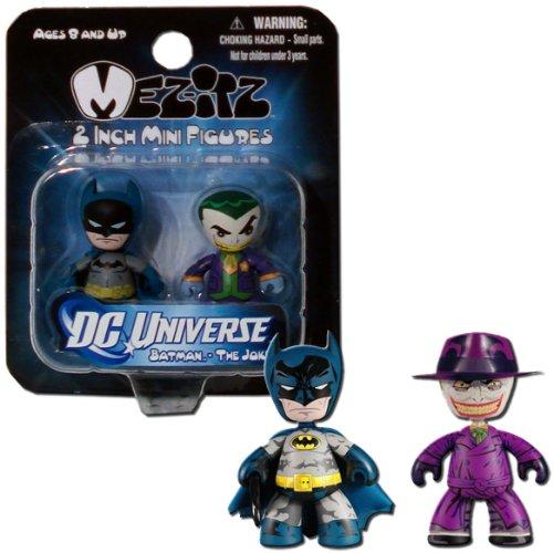 Mezco Toyz DC Universe Mini Mezitz Batman/Joker