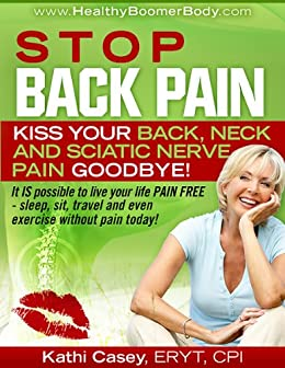STOP Back Pain Sciatic Goodbye ebook product image