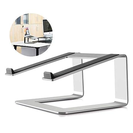 Traioy Soporte Universal Escritorio Ordenador portátil Ordenador portátil Ascensor Holder Vertical Aluminio Notebook Cooling Stand para