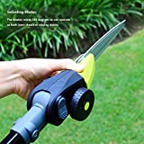 ORIENTOOLS Swivel Grass Shears with 37-Inch