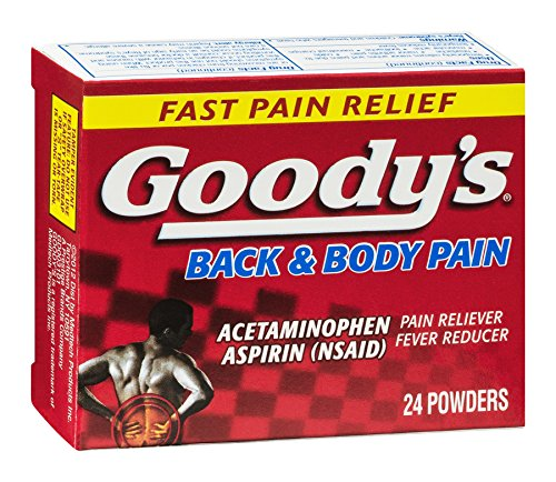 Goody's Back & Body Pain Acetaminophen (Back Powder)