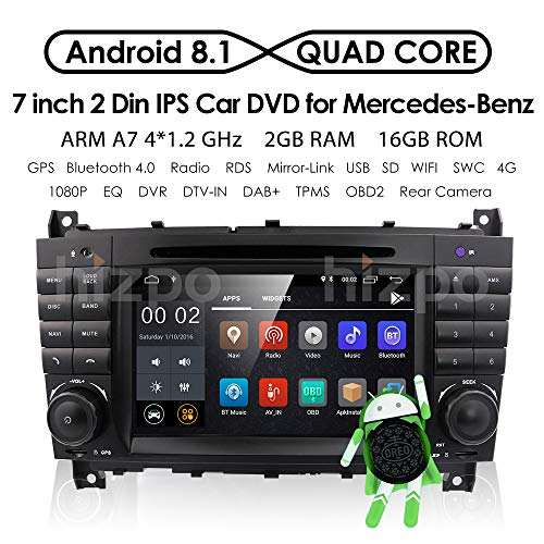 Car GPS Navigation System 7 Inch Android 8.1 in Dash for sale  Delivered anywhere in USA