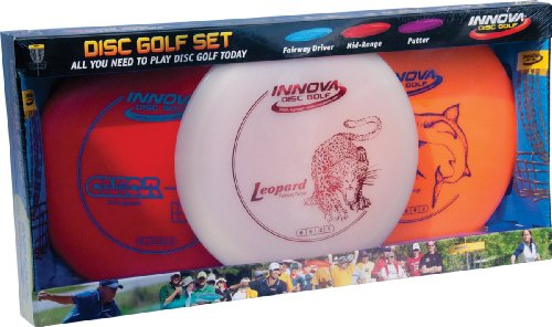 080757740039 - Innova DX Disc Golf Set (3-Disc) (Colors may vary) carousel main 0
