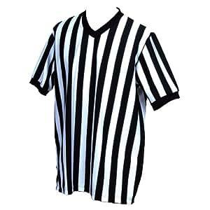 V-Neck Referee/Officials Jersey - Meduim