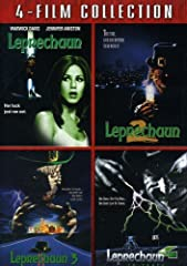 Leprechaun:A horrific Leprechaun (Warwick Davis) goes on a rampage after his precious bag of gold coins is stolen. He uses all of his magicaldestructive powers to trick, terrorize and kill anyone who is unlucky enough to hinder his relentless...