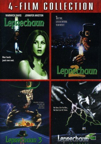 Leprechaun / Leprechaun 2 / Leprechaun 3 / Leprechaun 4: In Space (4-Film Collection) (First The Worst Second The Best Rhyme)