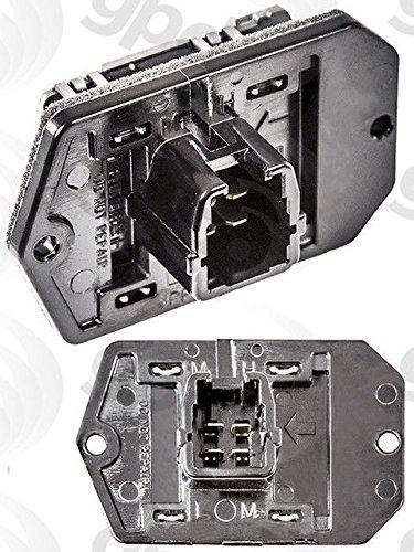 HVAC Blower Motor Resistor Global 1712195