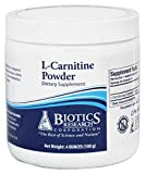 Cheap Biotics Research L-Carnitine Powder 100 grams