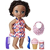 Baby Alive Magical Scoops Baby Doll (African American), Ages 3 and up